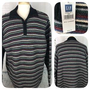 GAP Men's Merino Wool Blend Sweater 2XL NWT